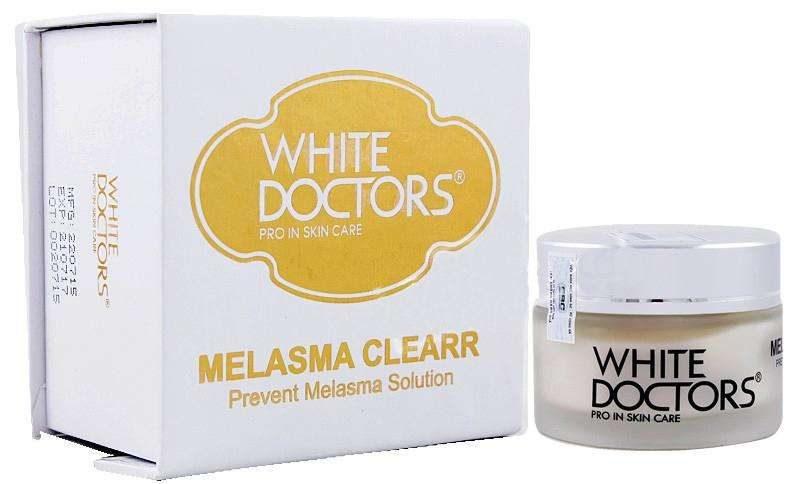 Trị sạm da thể nhẹ White Doctors Melasma Clear Pháp
