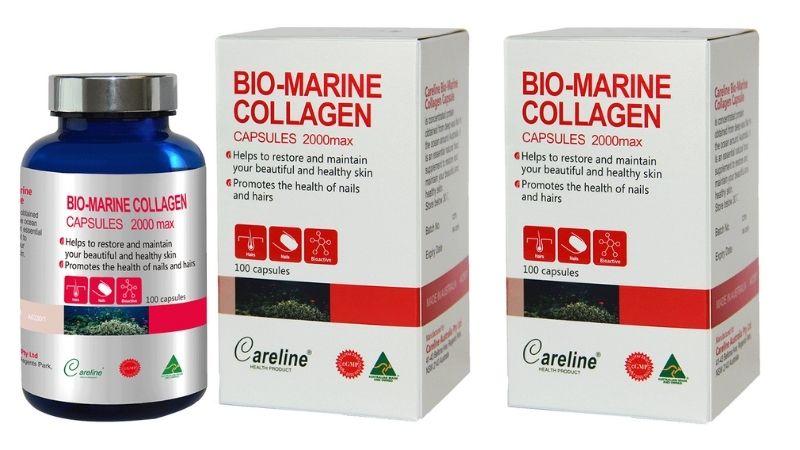Chống lão hóa với Bio Marine Collagen