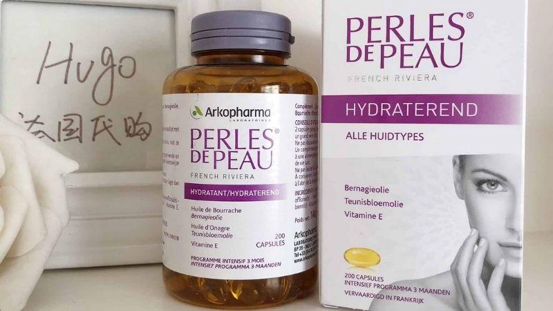 Thực phẩm chức năng Perles De Peau