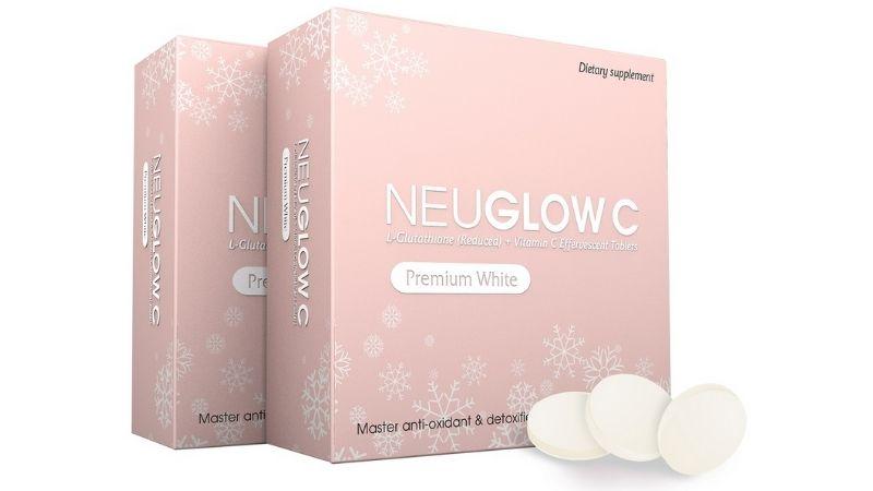 Neuglow C làm trắng da nhanh chóng