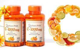 Vitamin C Puritan's Pride