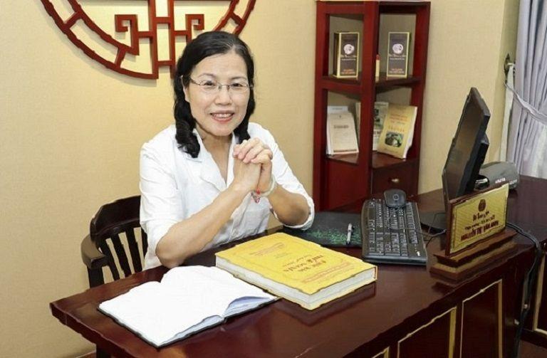 TS.BS Nguyễn Thị Vân Anh (Giám đốc chuyên môn Nhất Nam Y Viện)