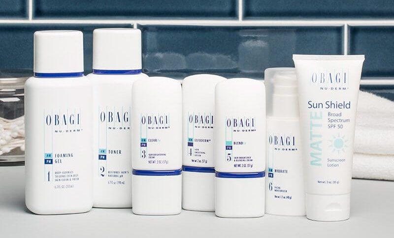 Bộ sản phẩm trị nám da chân sâu của hãng Obagi được đánh giá là một trong những thương hiệu kem trị nám chân sâu hiệu quả nhất hiện nay