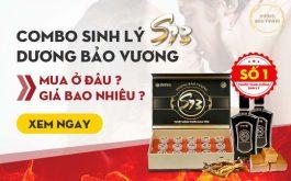 Combo sinh lý S73 Dương Bảo Vương có gì đặc biệt? Thành phần, công dụng và giá bán MỚI NHẤT