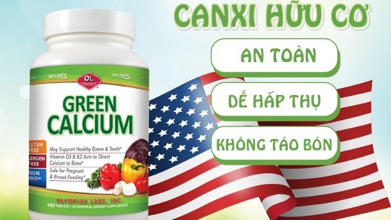 Canxi Green