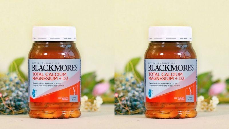 Mẹ bầu có thể tham khảo sử dụng canxi Blackmores
