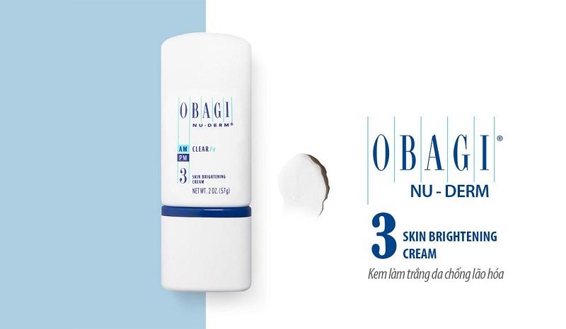 """Obagi Nu-Derm Clear # 3 là """"trợ thủ đắc lực"""" của hàng triệu phái đẹp trên thế giới"""