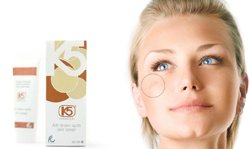 K5 Lipogel đang được bán trên thị trường với mức giá khoảng là 1.800.000 đồng 1 chai 40 mL.