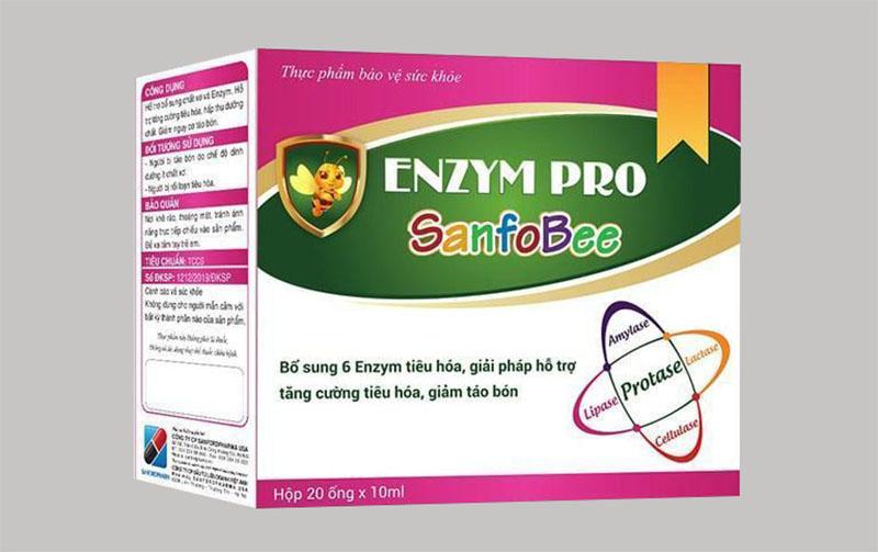 Enzym Pro SanfoBee hỗ trợ tiêu hóa cho trẻ