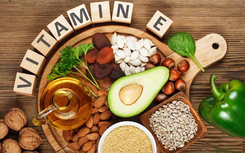 Hình ảnh các thực phẩm giàu vitamin E trong tự nhiên