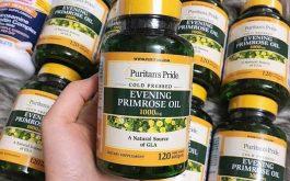 Evening Primrose Oil with GLA Puritan's Pride