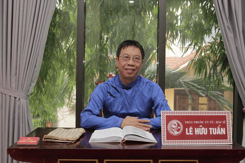 Thầy thuốc Ưu tú, Bác sĩ Lê Hữu Tuấn